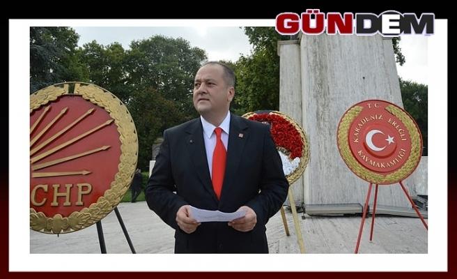 Ocakcı'dan CHP'lilere çağrı
