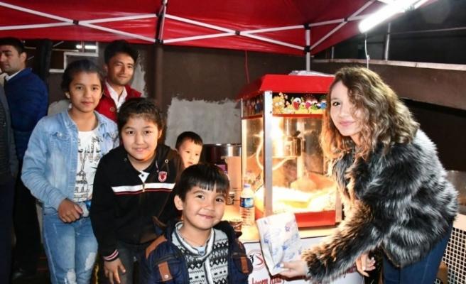 Ramazan etkinlikleri çocuklardan yoğun ilgi