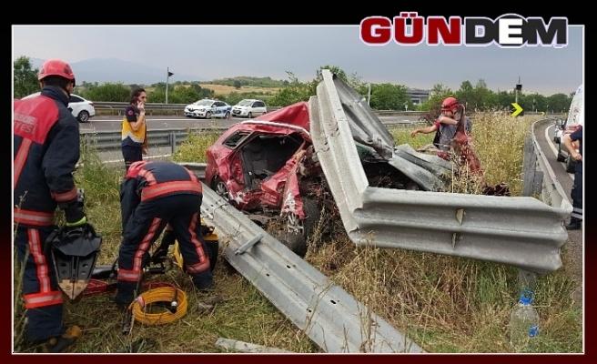Feci kaza: 2 kişi hayatını kaybetti