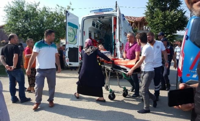 Düzce'de çıkan kavgada 1 kişi öldü, 1 kişi yaralandı