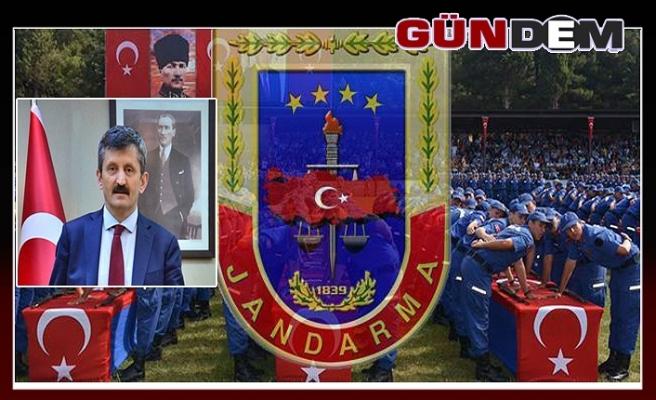 """Jandarma gurur abidesidir"""