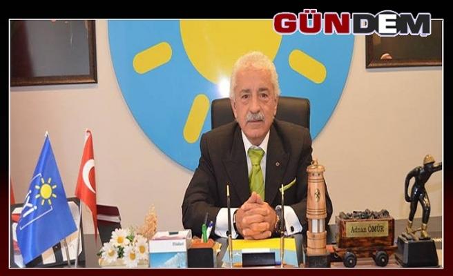 ÖMÜR, İYİ PARTİ'DEN  İSTİFA ETTİ!..