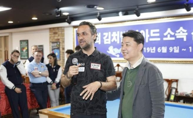 Savaş Bulut Kore'de finali gördü