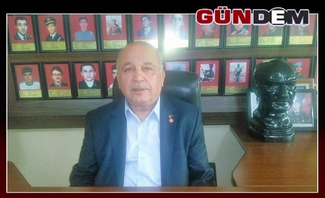 Yorulmaz'dan Alan'a destek Posbıyık'a çağrı