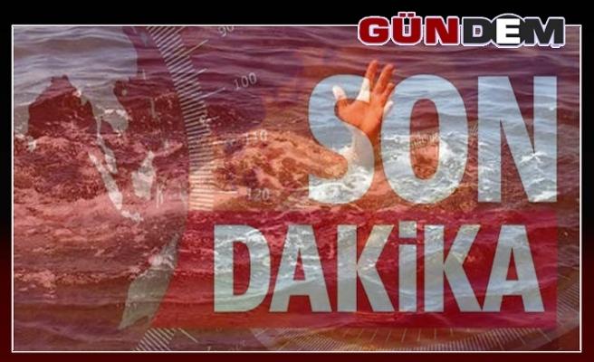 Zonguldak'tan geldi Karasu'da boğuldu!..
