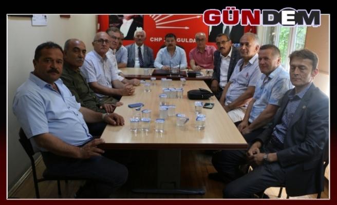 'Zonguldak gözden çıkartmışlar'