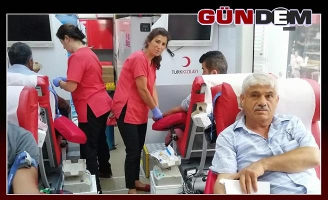 Alaplı'da Kan Bağışı Kampanyası
