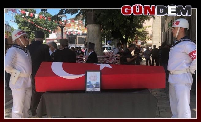 ALAPLI'NIN SON KORE GAZİSİ SON YOLCULUĞUNA UĞURLANDI