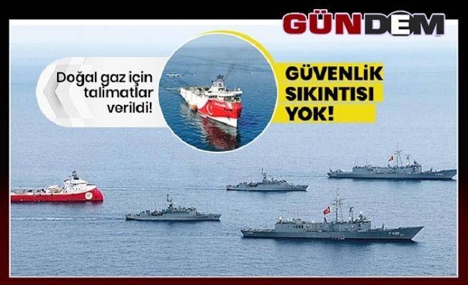 BAKAN DÖNMEZ'DEN ÖNEMLİ DOĞAL GAZ TALİMATI!..