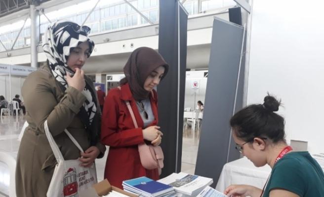 Bartın Üniversitesi Bursa'da tanıtıldı