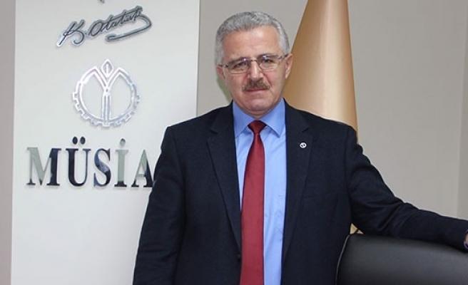 """Başkan Nur, """"MÜSİAD'ın yeri devletinin ve milletinin yanıdır"""""""