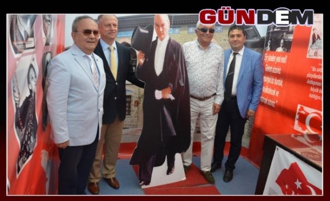 Cumhuriyet Tırı Ereğli'ye geldi...