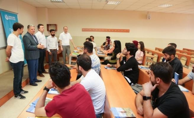'Erbil Türkoloji Yaz Okulu Programı' başladı