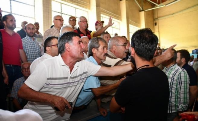 Vatandaşların tepkisi MARZİNC'in ÇED raporu toplantısını iptal ettirdi