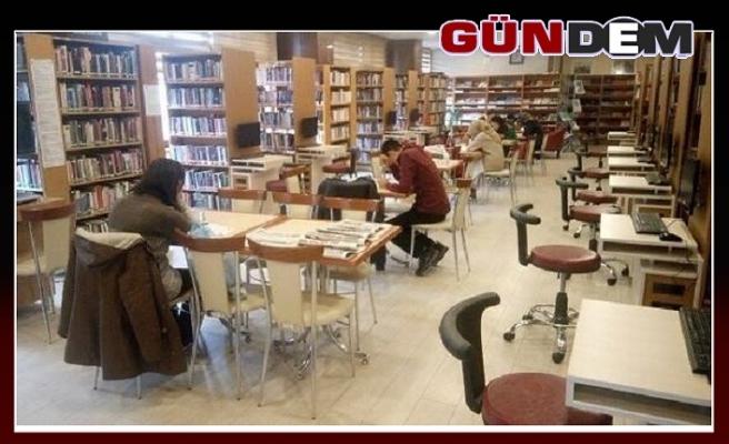 Zonguldak'ta kaç kitap var ?