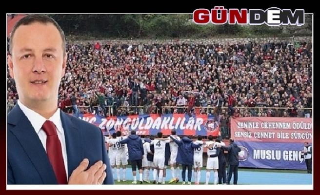 Alan, Zonguldakspor için iş dünyasına çağrıda bulundu