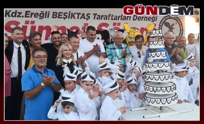 Beşiktaşlılardan 9. şölen...