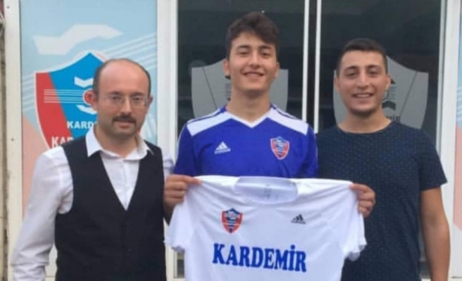 Genç file bekçisi Kardemir Karabükspor'da!..