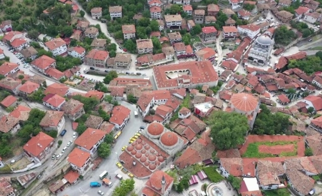 Tarihi Osmanlı kenti Safranbolu, nüfusunun 7 katı turisti ağırlayacak