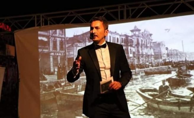'Vasiyet' ilk kez Safranbolu'da açık havada seyircileriyle buluştu