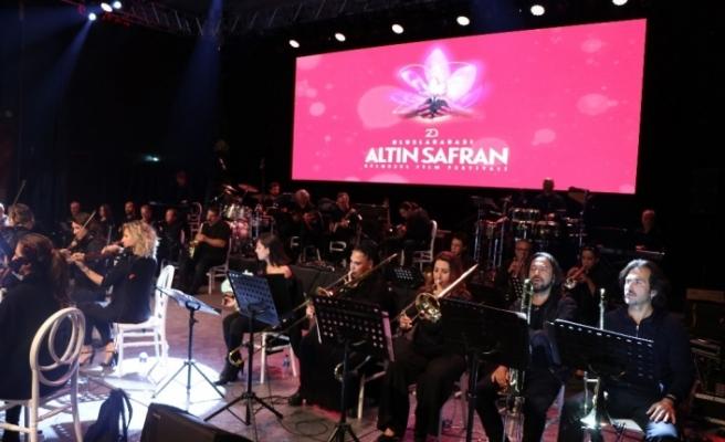 Altın Safran Belgesel Film Festivali konserlerle devam etti