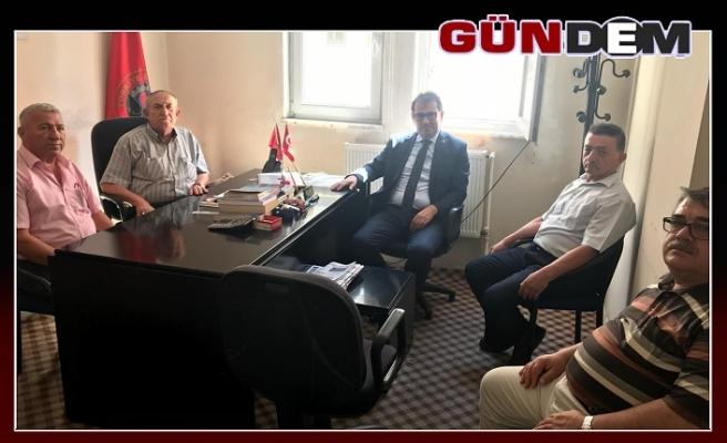 """Demirtaş: """"Emeklilerimizin TOKİ Sorununun Takipçisi Olacağız"""""""