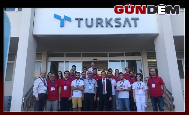 Grizu-263 Uzay Takımı, Model Uydu Yarışmasında Türkiye Birincisi