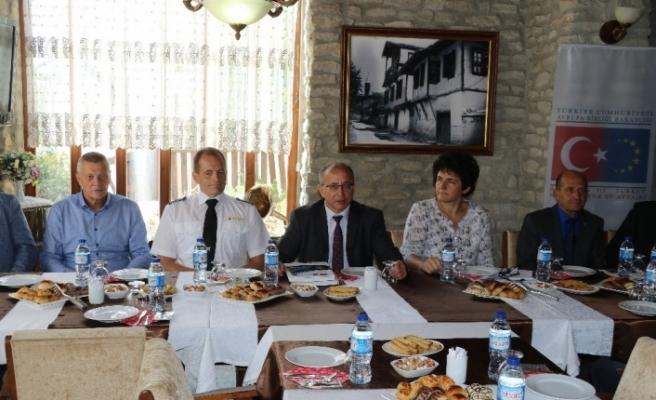 'İnsanları ve Kültürel Mirası Koruma' projesi tamamlandı