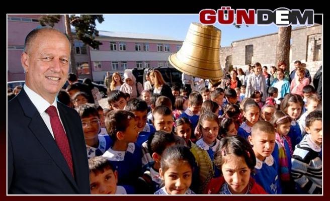 Kaymakam Çorumluoğlu, İlköğretim Haftasını kutladı