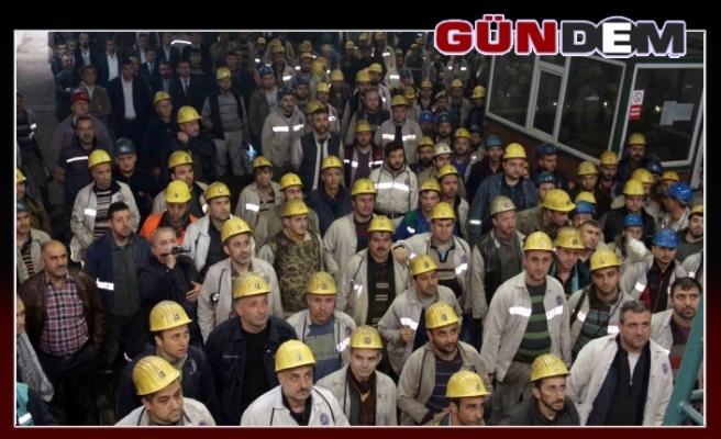 TTK'nın kararı madenciyi üzdü