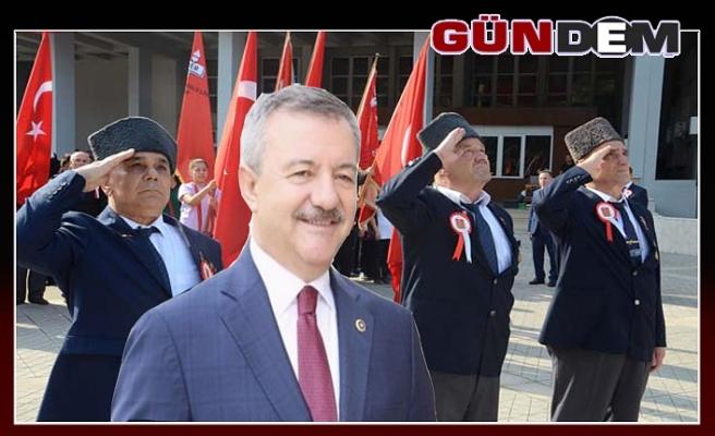 TÜRKMEN'DEN GAZİLER GÜNÜ MESAJI!..