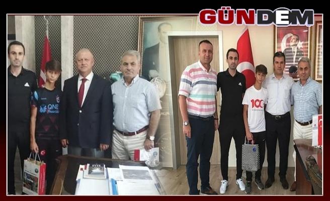 Zonguldaklı sporcu Türkiye'yi temsil edecek!..