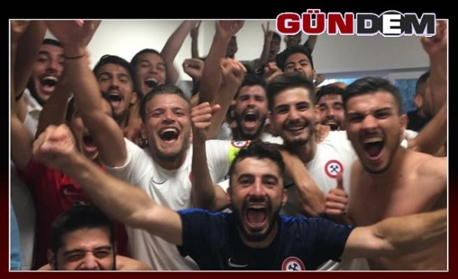 Zonguldakspor puanı kaptı!..