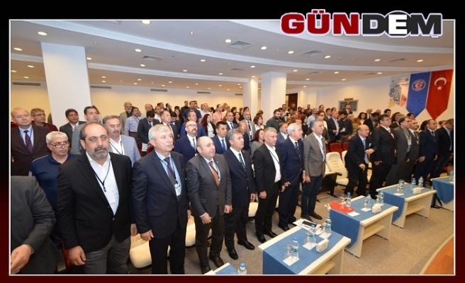 20'nci Çalışma Ekonomisi Kongresi gerçekleştirildi!..