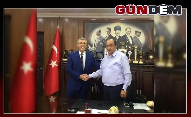 Başkan Demirtaş promosyon anlaşması imzaladı