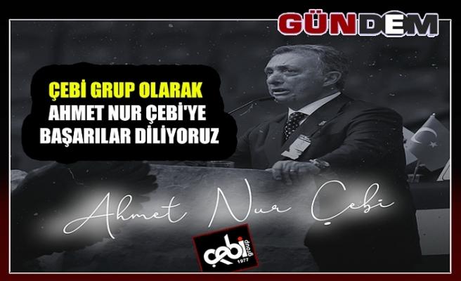 Ahmet Nur Çebi farkı attı.