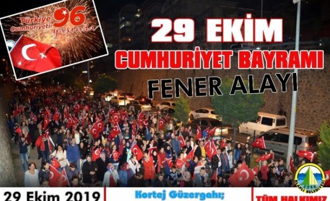 Cumhuriyet Bayramı'nın 96.Yılı Alaplı'da coşku ile kutlanacak