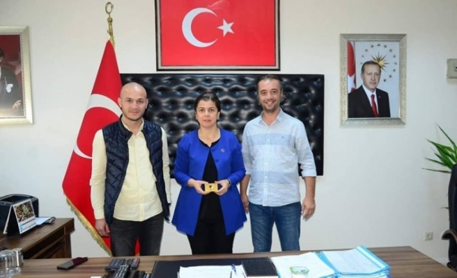 Düzce İGM üyelerinden Düzcespor'a destek