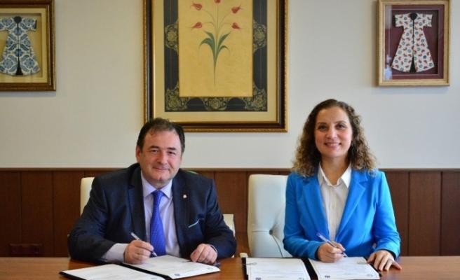 Düzce Üniversitesinden uluslararası iş birliği