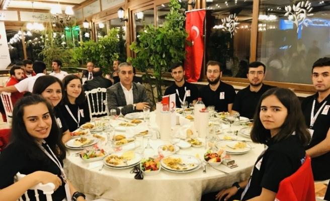 """Genç Kızılay """"fikir maratonu"""" yarışması sona erdi"""