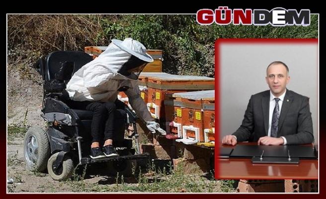 KENDİ İŞİNİ KURMAK İSTEYEN ENGELLİLERE FIRSAT!