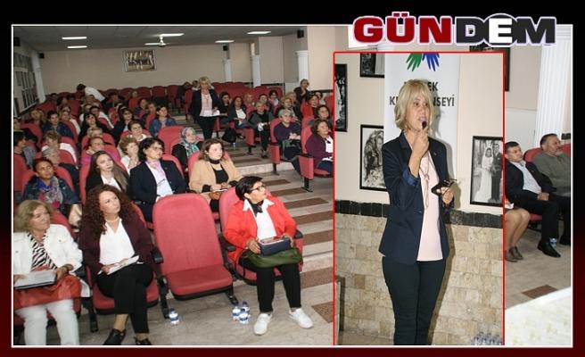 Kent Konseyi Kadın Meclis Başkanı Külah oldu