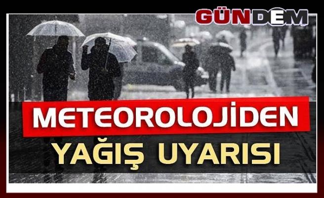 Meteoroloji'den birçok il için sağanak yağış ve sis uyarısı!..