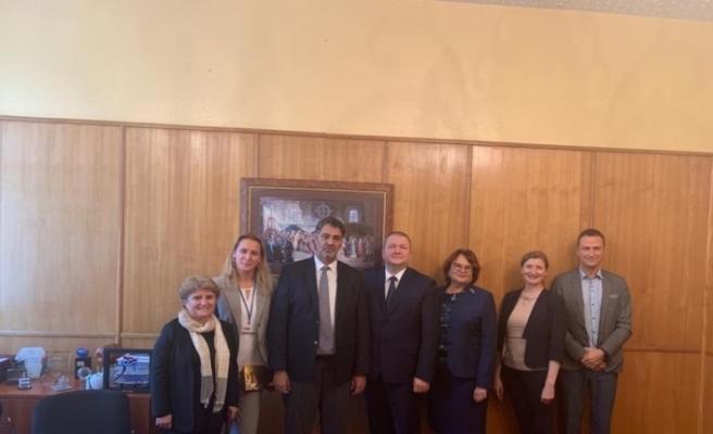 """Rektör Polat'tan Litvanya'da """"memorandum"""" anlaşmaları"""