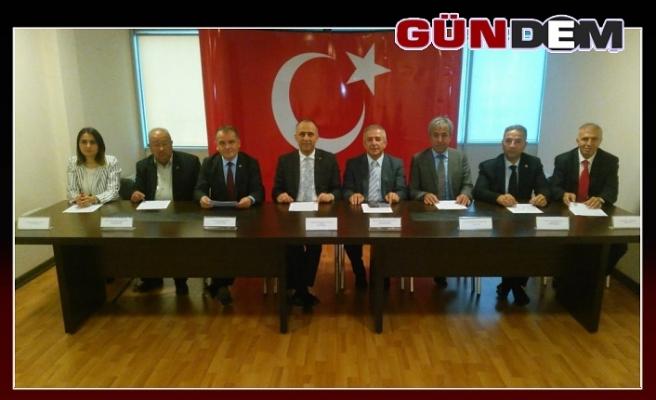STK Başkanlarından 'Barış Pınarı Harekatı'na destek