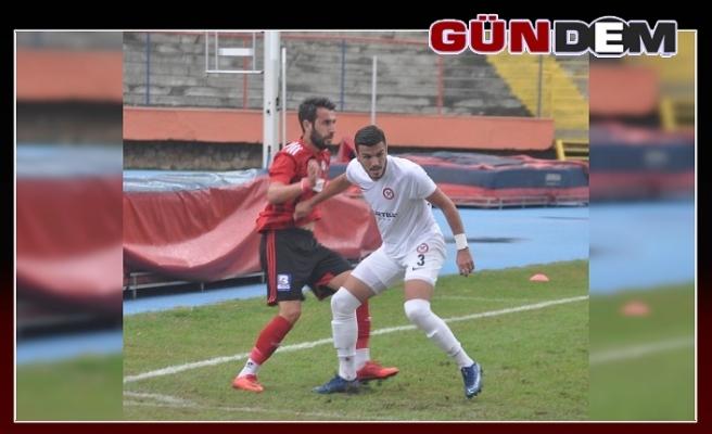 Zonguldakspor galibiyeti kaçırdı!..