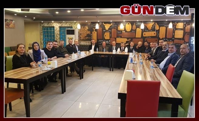 AK Parti'den 'istişare' toplantısı