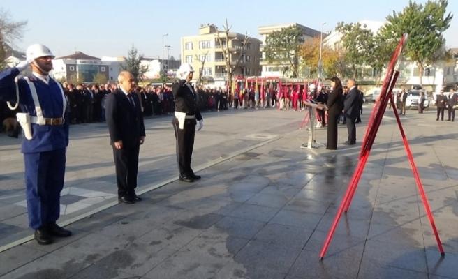 Atatürk ebediyete intikalinin 81. yılında özlemle anıldı