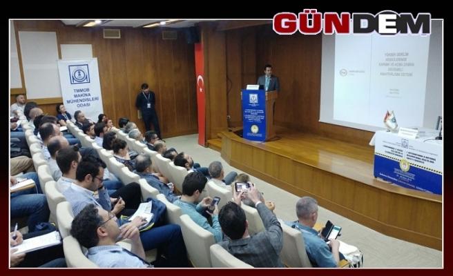 Erdemir, İSG Kongresi'nde