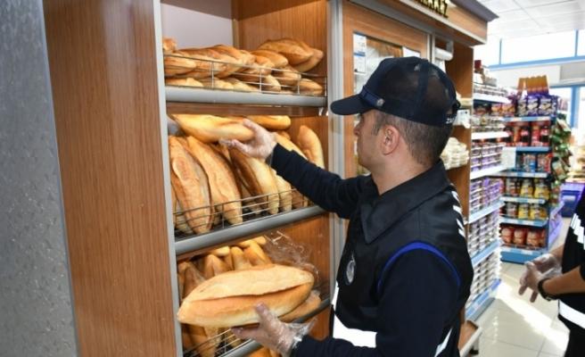 Karabük'te ekmek fırınları denetlendi